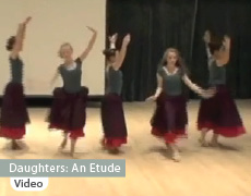 daughters etude
